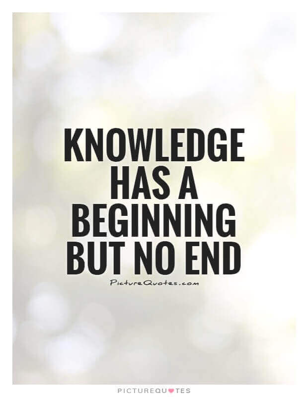 Knowledge and Study Quotes