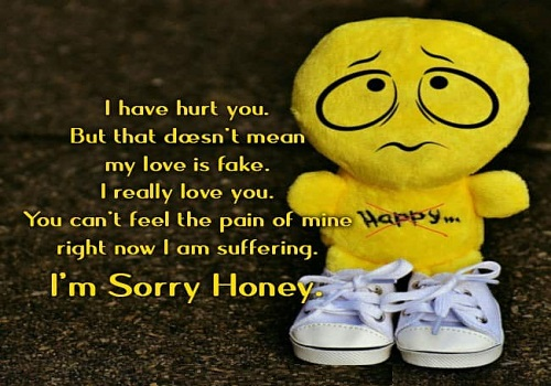 Short Apology Quotes for Her