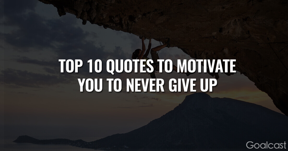 Never Give Up Love Quotes Sayings: Never Give Up Quotes, Inspirational Short Status And