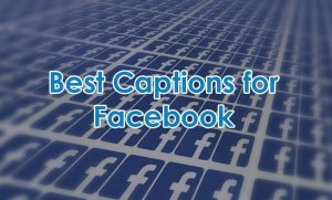 Caption for Facebook Profile Photo