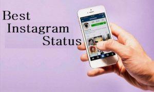 Best Status for Instagram
