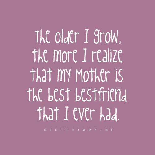 Mom Sayings