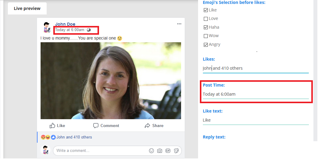 How to Make a Facebook Status or Post