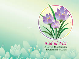 Best Eid Al Fitr Greetings 2018