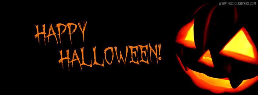 15 Best Happy Halloween  Facebook Covers