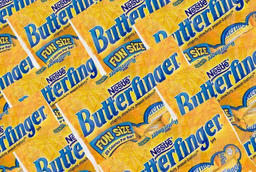 #14 Butterfinger