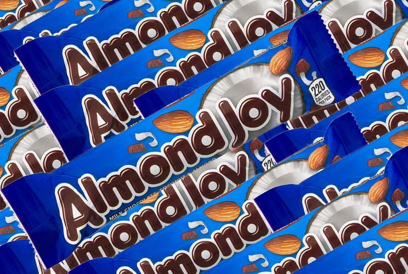 #13 Almond Joy