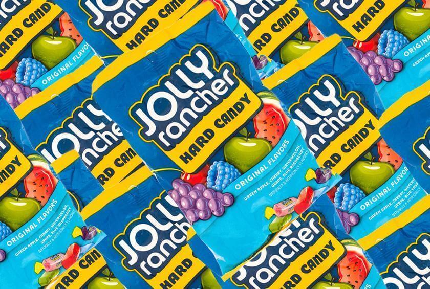 #10 Jolly Ranchers