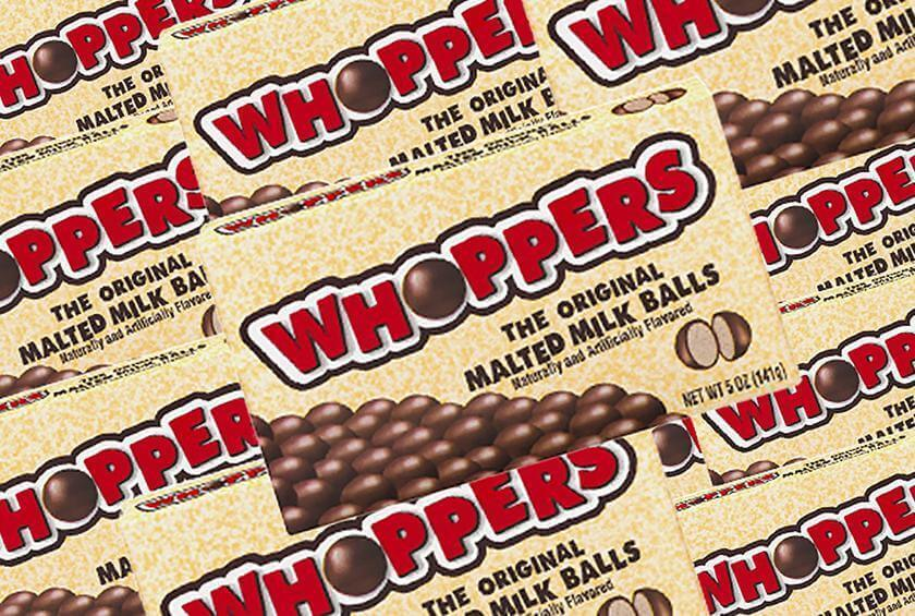 #24 Whoppers