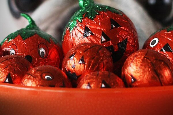 #29 Chocolate Pumpkins