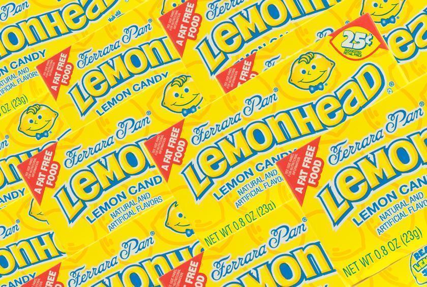 #21 Lemonheads