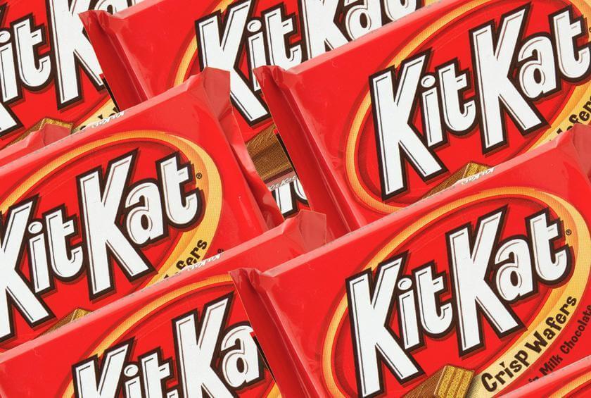 #18 Kit Kat