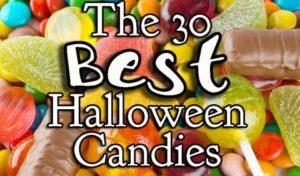 Best Halloween Candies
