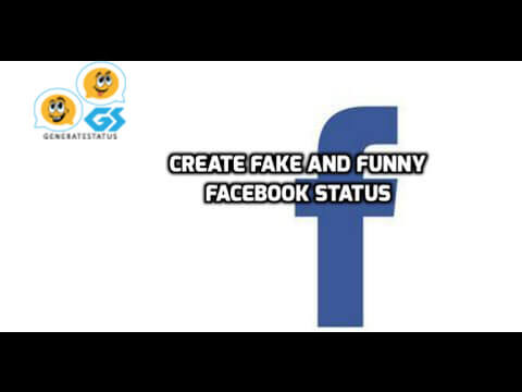 Fake Facebook Status Generator 2018