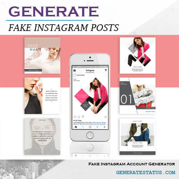 Best Fake Instagram Post Generator