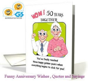 Happy Anniversary Funny Wishes And Quotes