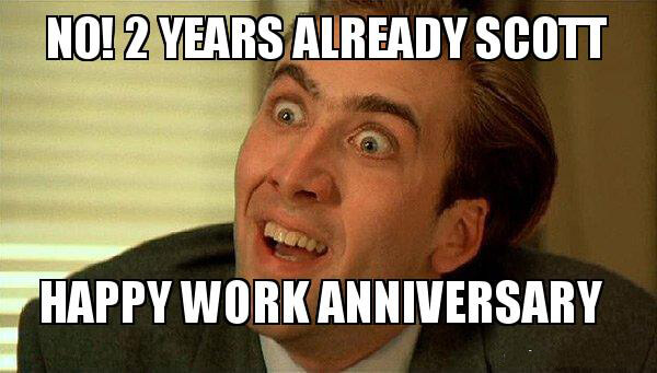 Work Anniversary Images
