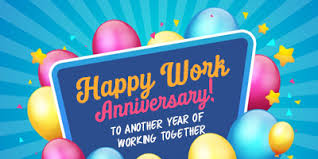 Happy Anniversary Images For Work