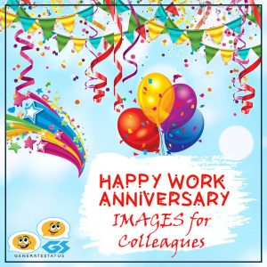 Happy Work Anniversary Images