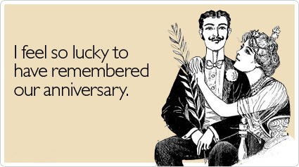 Funny Anniversary Meme Cards