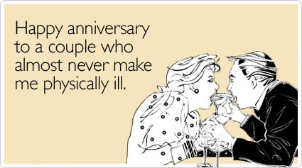 Anniversary Meme Cards For Couples