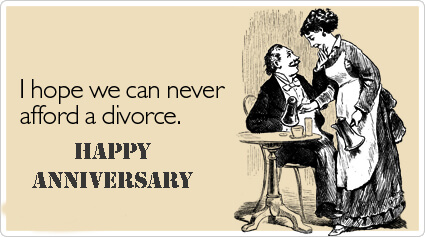 Funny Anniversary Ecards for Husband