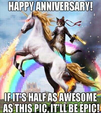 Anniversary Meme For Husband - Most Funny annversary Memes