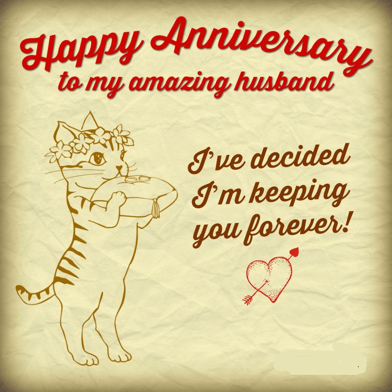 Happy 1st Anniversary Images For Husband