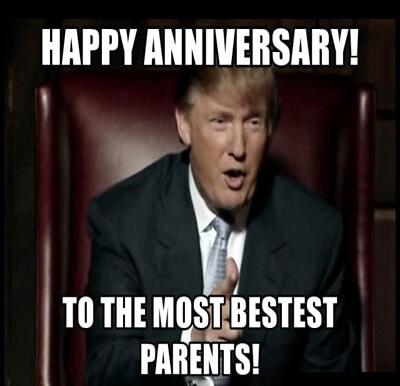 Happy Anniversary Funny Meme
