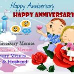 Happy Anniversary Meme For Wife, Husband and Loved Ones