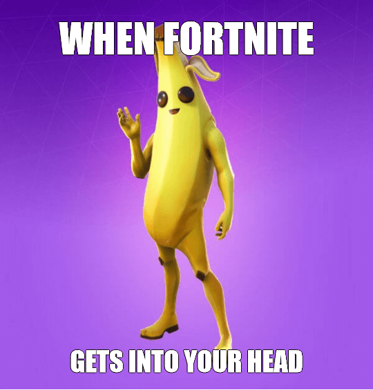 Peely Fortnite