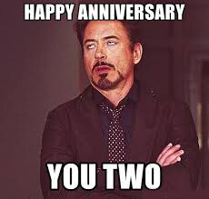Anniversary Memes for Wife