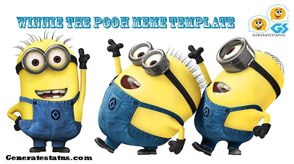 Winnie the pooh meme template - Make Viral Memes in Seconds