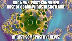 Coronavirus Confirmed