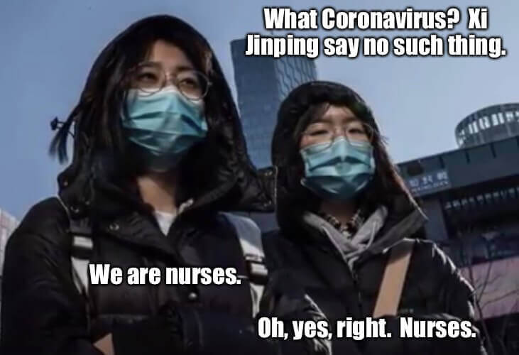 Coronavirus Nurse Masks
