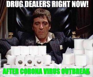 Coronavirus Tissue Dealers