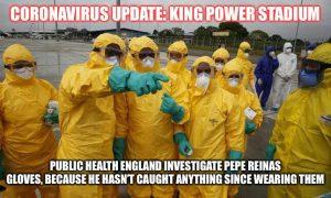 Coronavirus Work Suits