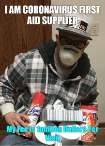 Coronavirus Dealer