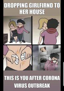 Dropping Girlfriend