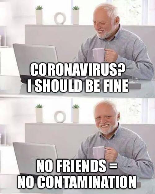 Most Viral Coronavirus Memes