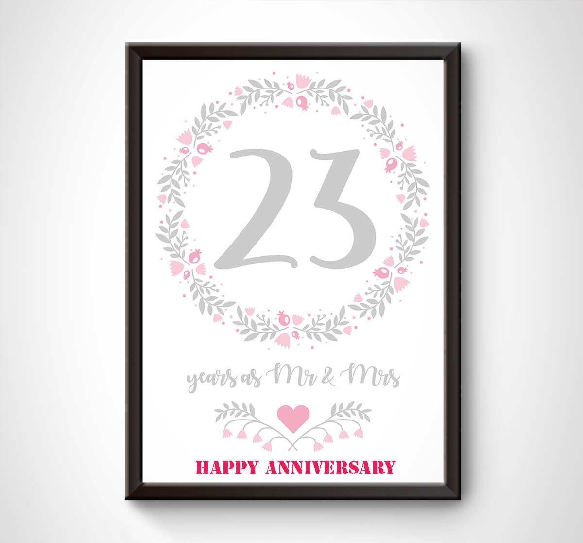 Happy 23rd Anniversary Images For Husband