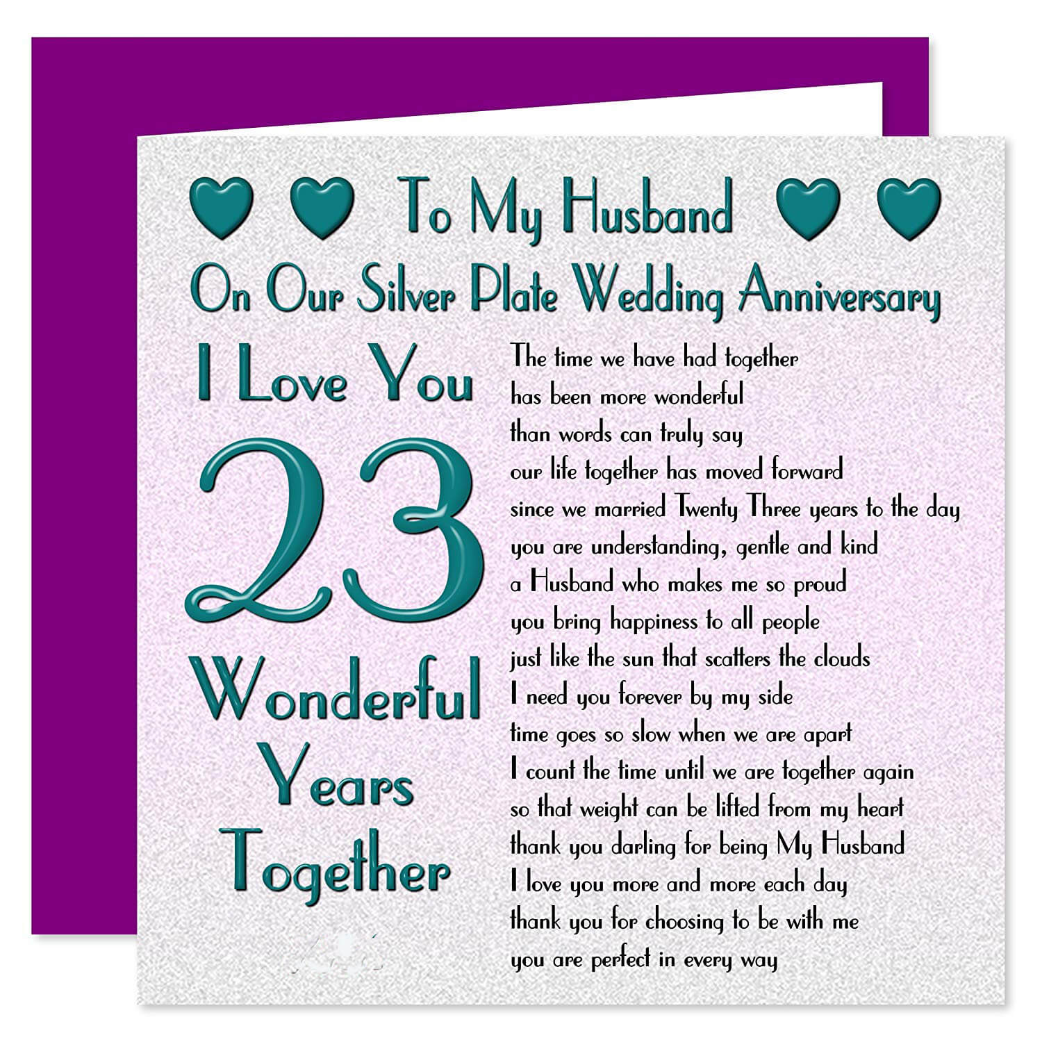 Happy 23rd Anniversary Images For Wife