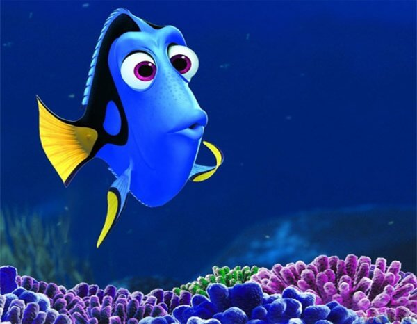 Dory from Nemo Meme
