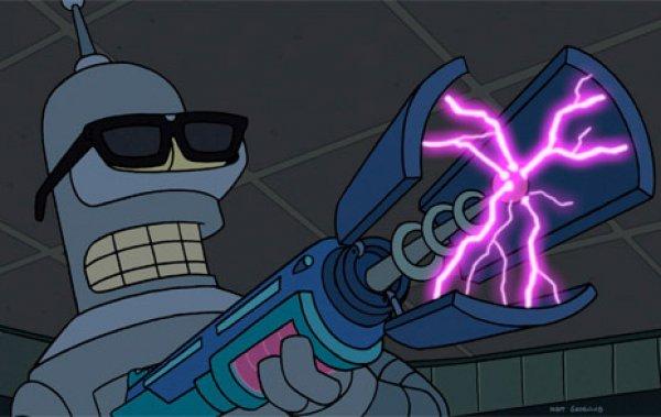 Blasting Bender Meme