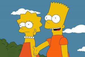 Bart and Lisa Meme