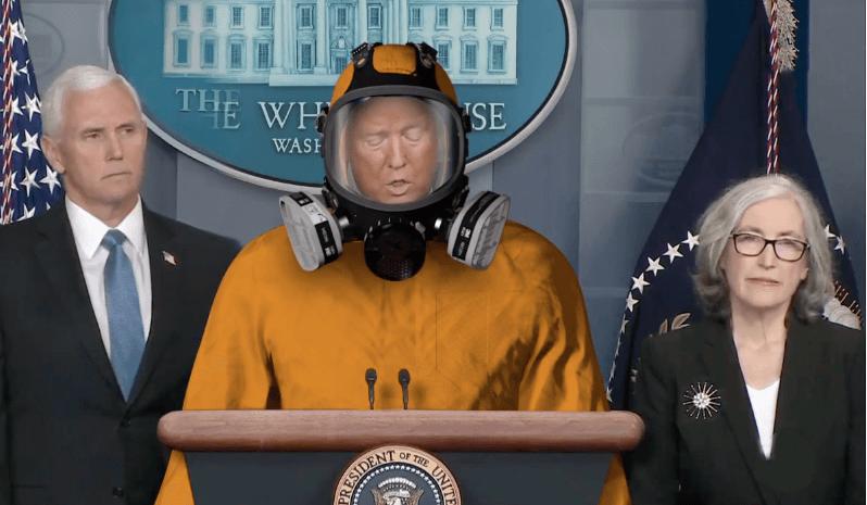 Trump Suit Against Coronavirus