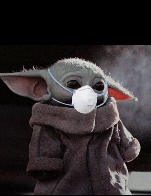 JEDI Mask