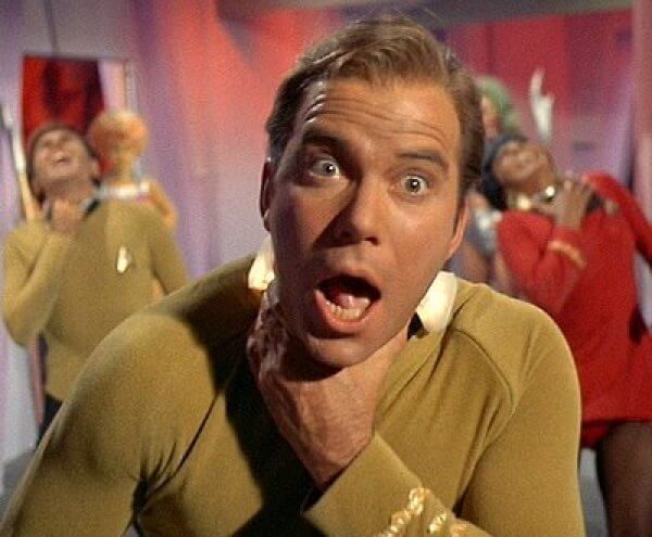 Captain Kirk Choking Meme