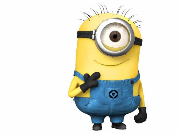 Thoughtful Minion Meme