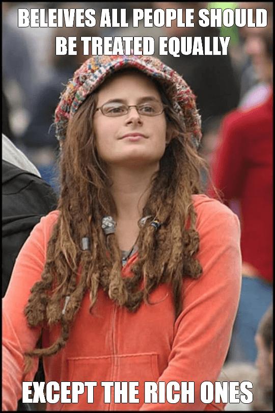 Bad Argument Hippie Meme